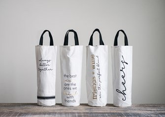 Wine bag (4 styles to choose from)