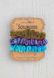 Skinny Scrunchies