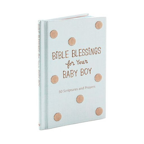 Bible Blessings For Little Boy