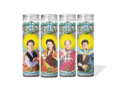Seinfeld Celebrity Candles
