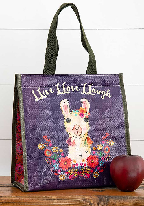 Natural Life Insulated Tote Bags