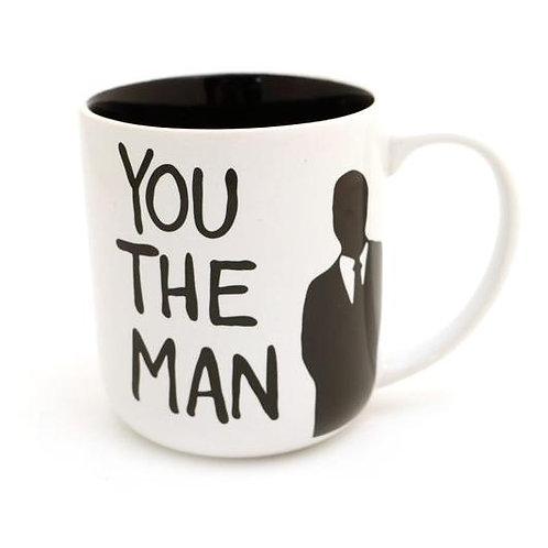 You The Man Coffee Mug
