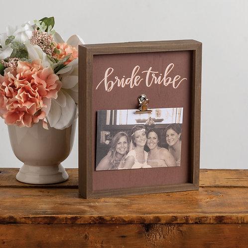 Bride Tribe Insert Box Frame