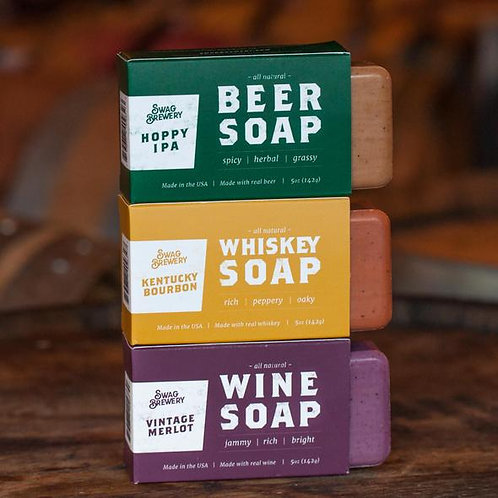 Swag Brewery Soap