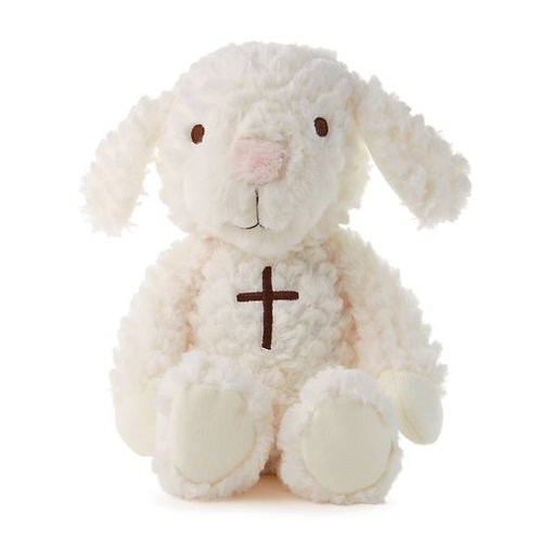Lullaby Lamb Interactive Stuffed Animal (Plays Jesus Loves Me)
