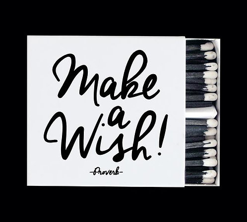 Make a Wish matches by Quoteables