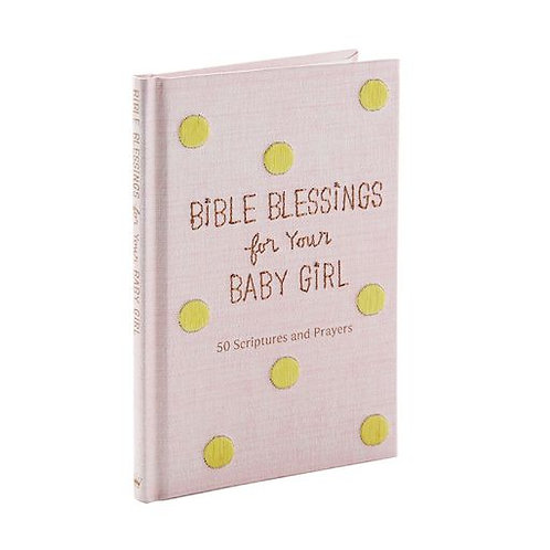 Bible Blessings for Baby Girl