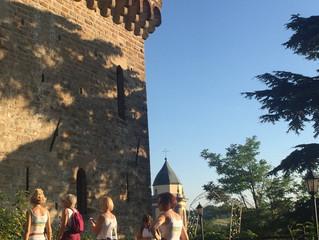 Turismo lento in Alessandria.