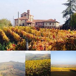 Piedmont Unesco Worldheritage