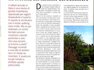 Turismo termale e turismo nordic walking