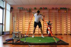 Allenamento auxotonico nel gioco del golf
