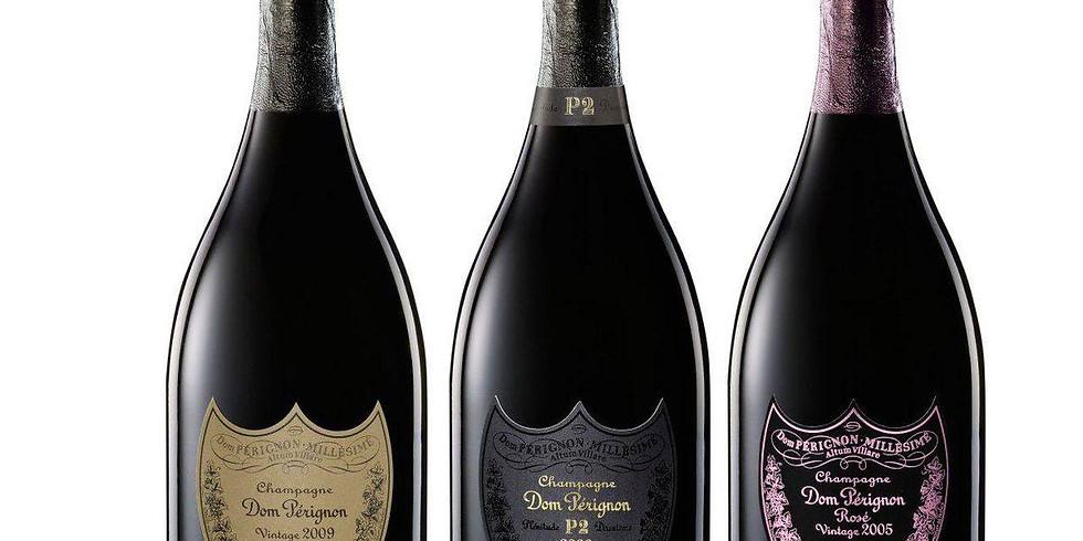 An Exclusive Dom Pérignon Champagne dinner at Aurelia