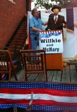 Willkie Parade