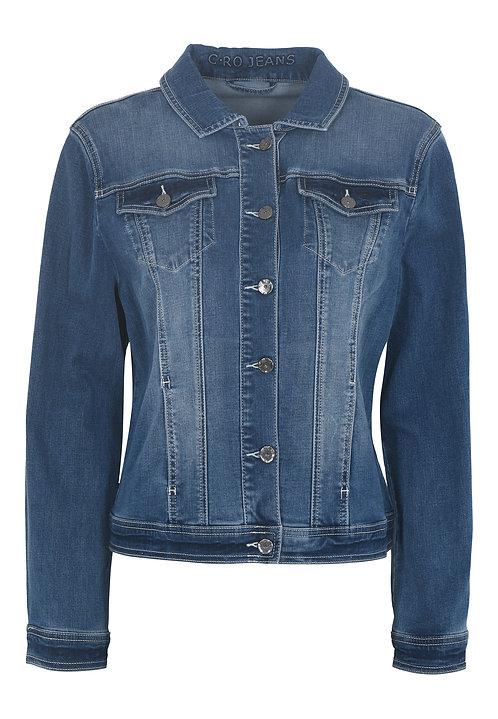Jeansvest CRO