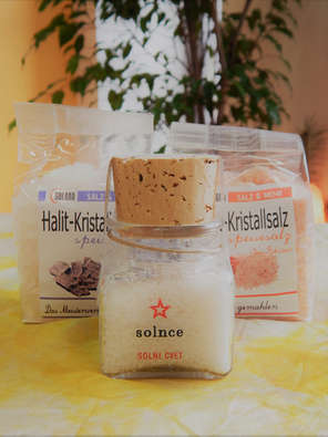 Salzgrotte LaSalis : Salze im Salzgeschäft