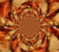 Kaleidoskop aus Himlayasalz-Ziegeln