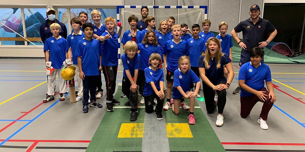 Christmas Holiday Cricket Camp  - Rotterdam  Ages 8 -10