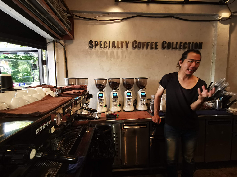 Specialty Coffee Collection