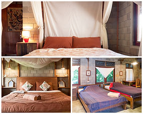 Room Hidden Space Chiang Mai Thai style