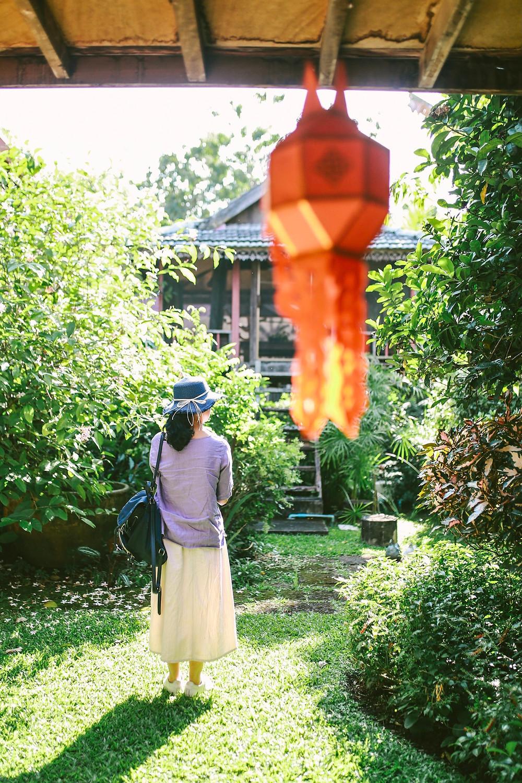 Hidden Space Lanna garden