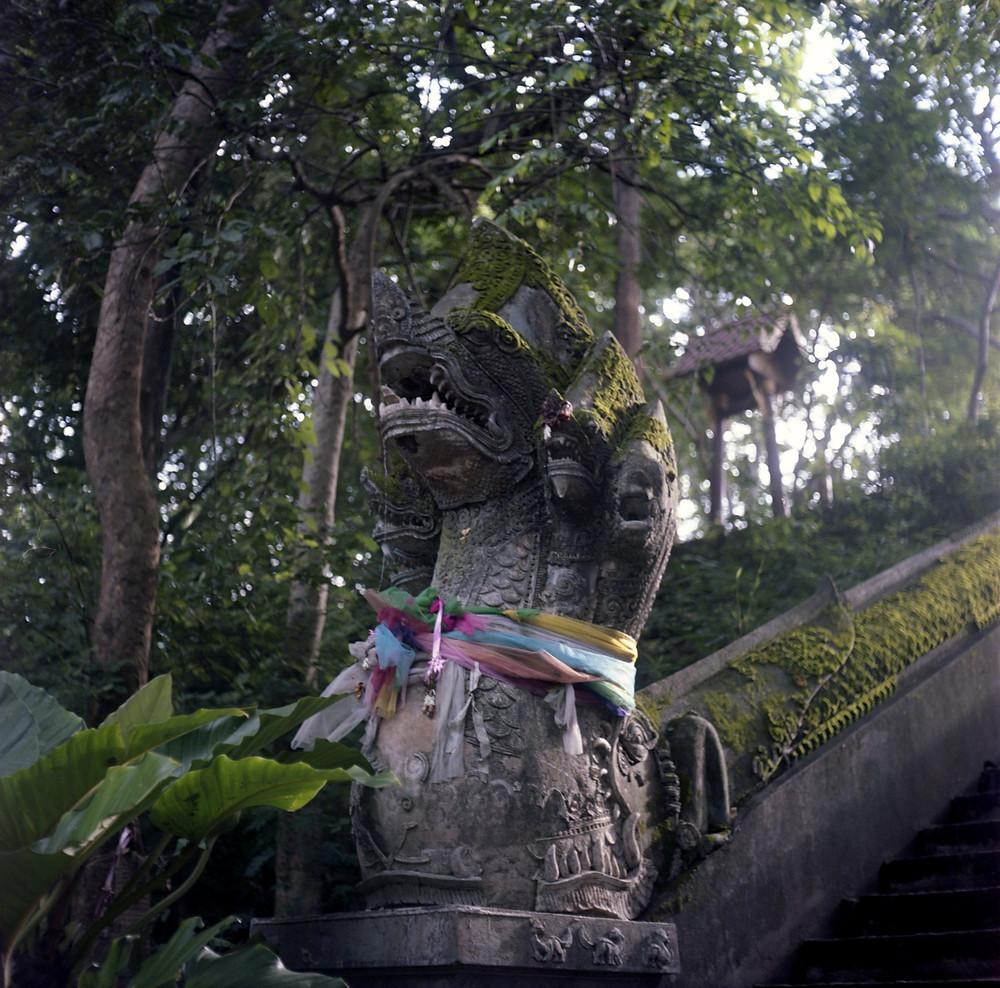 วัดอุโมงค์ Wat Umong Temple snapcm chiangmai