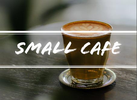 Small-Cafes at Wat Umong ร้านกาแฟย่านวัดอุโมงค์ เชียงใหม่