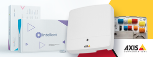 AXIS A1001 & Axxon Intellect