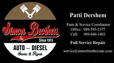 Diesel Service, Truck Repair, Pool Water, Grain Transport, Manure Services