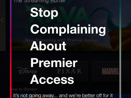 Premier Access is Fine, Honestly