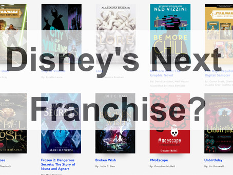 Could Disney Plus Adapt These Disney Publishing Books?
