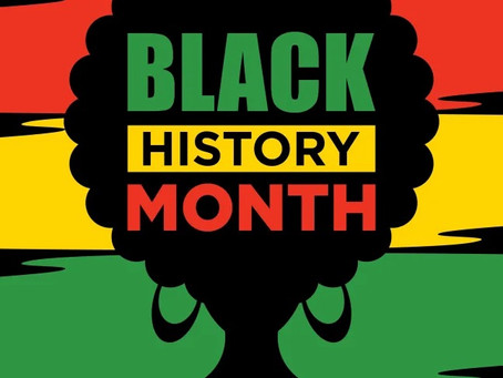 Black History Month: Some of My Favourite Black Stories