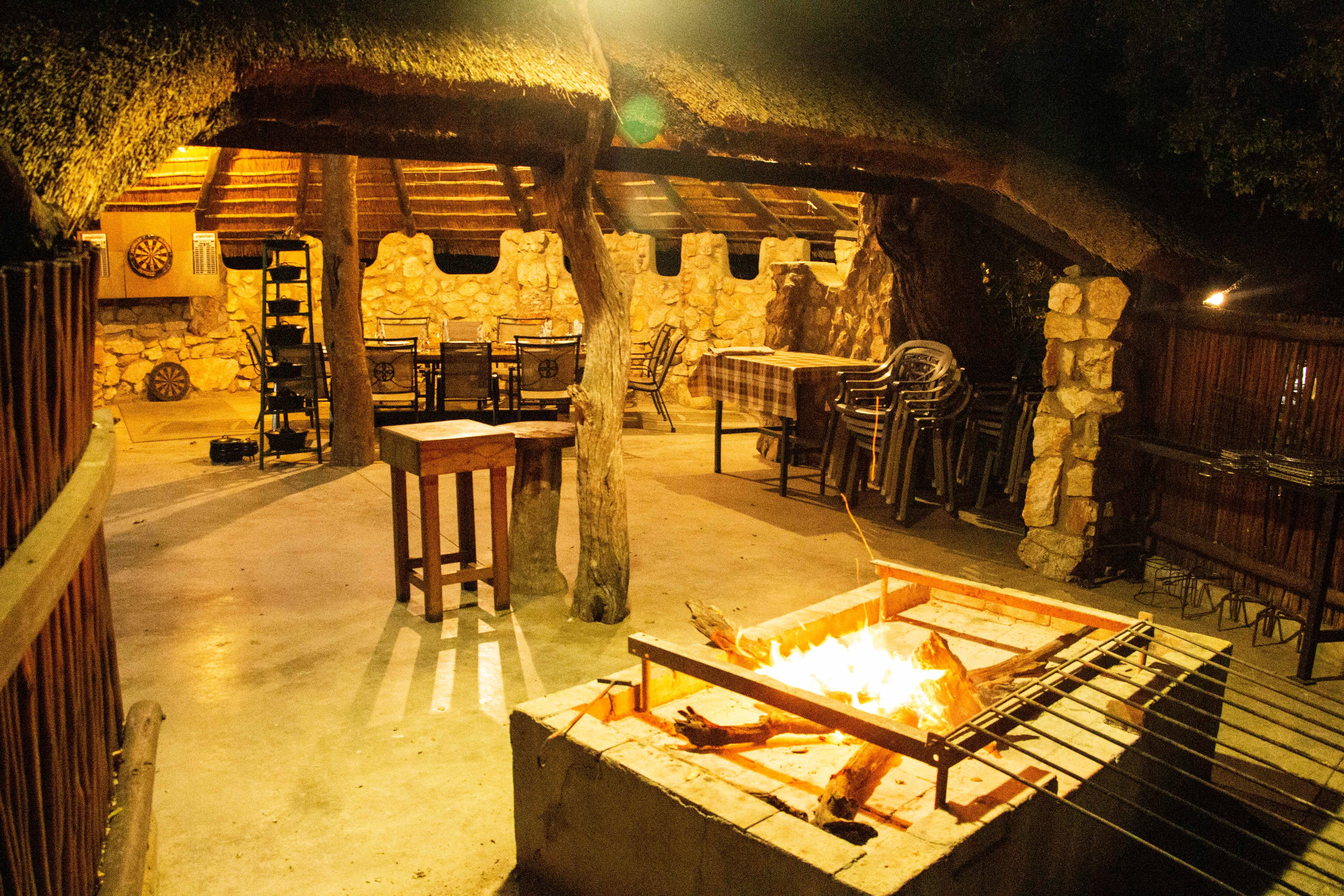 Alternative Dining Area/Lapa