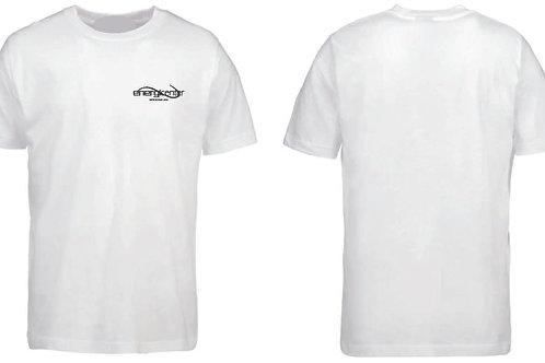 T-shirt i funktionsmaterial. Herr