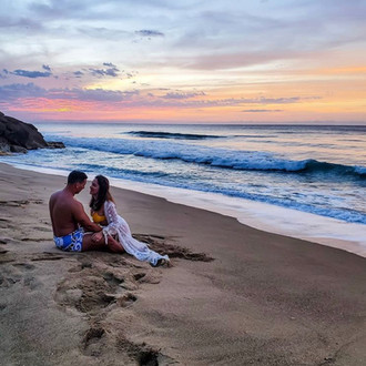 Rincón is known as the town of beautiful sunsets
