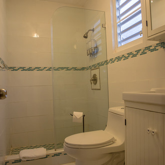 Bathroom in the Surf House