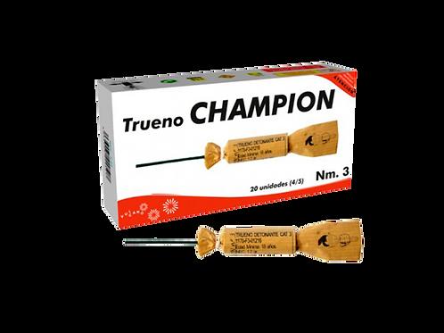 CHAMPIONS Nº 3