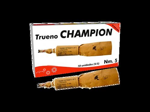 CHAMPIONS Nº 5