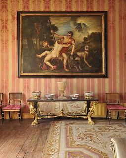 Meubles et tableaux anciens
