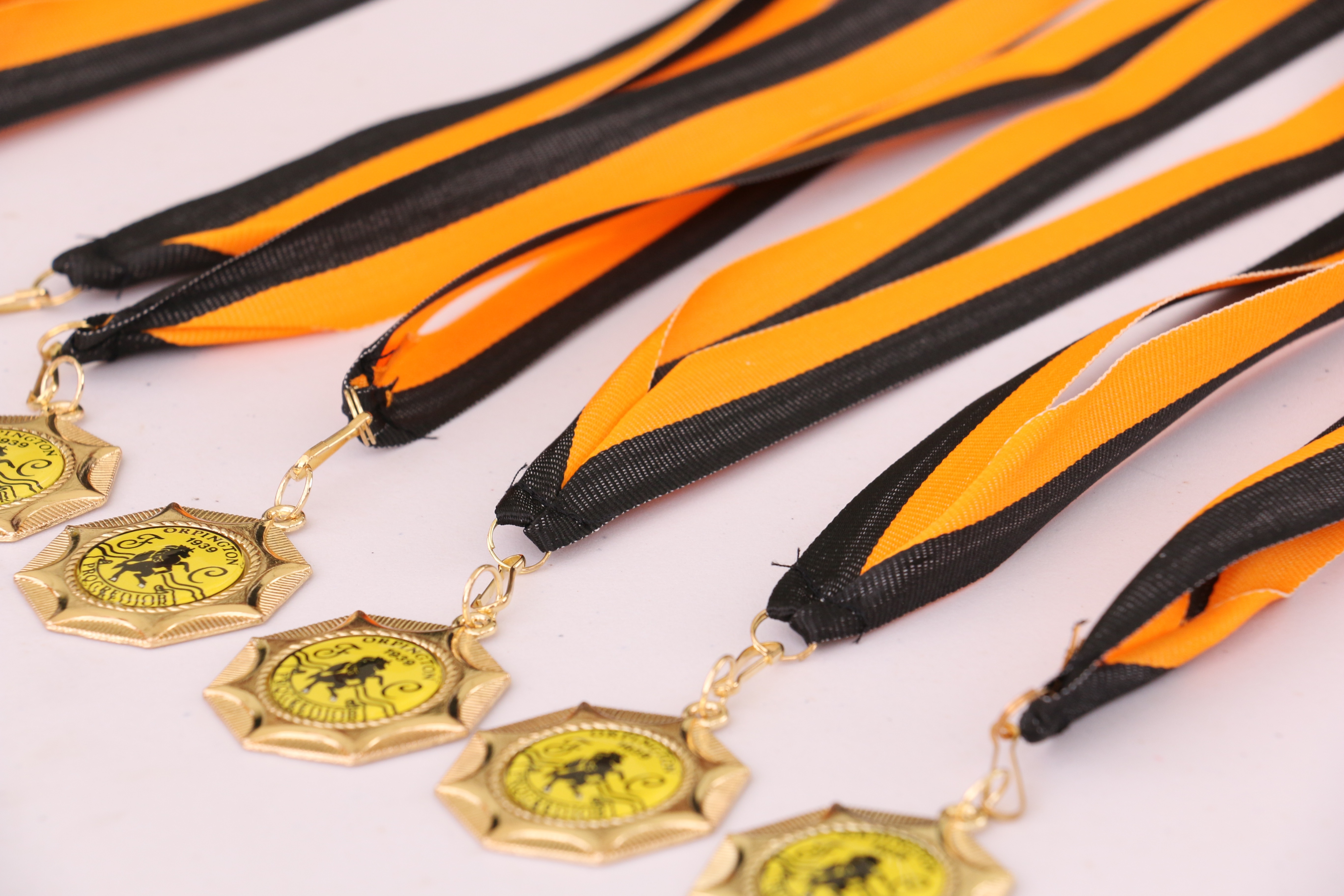 Medals to be won!