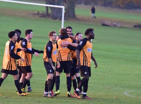 First team vs Bearstead Reserves