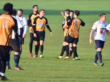 First team at home this weekend