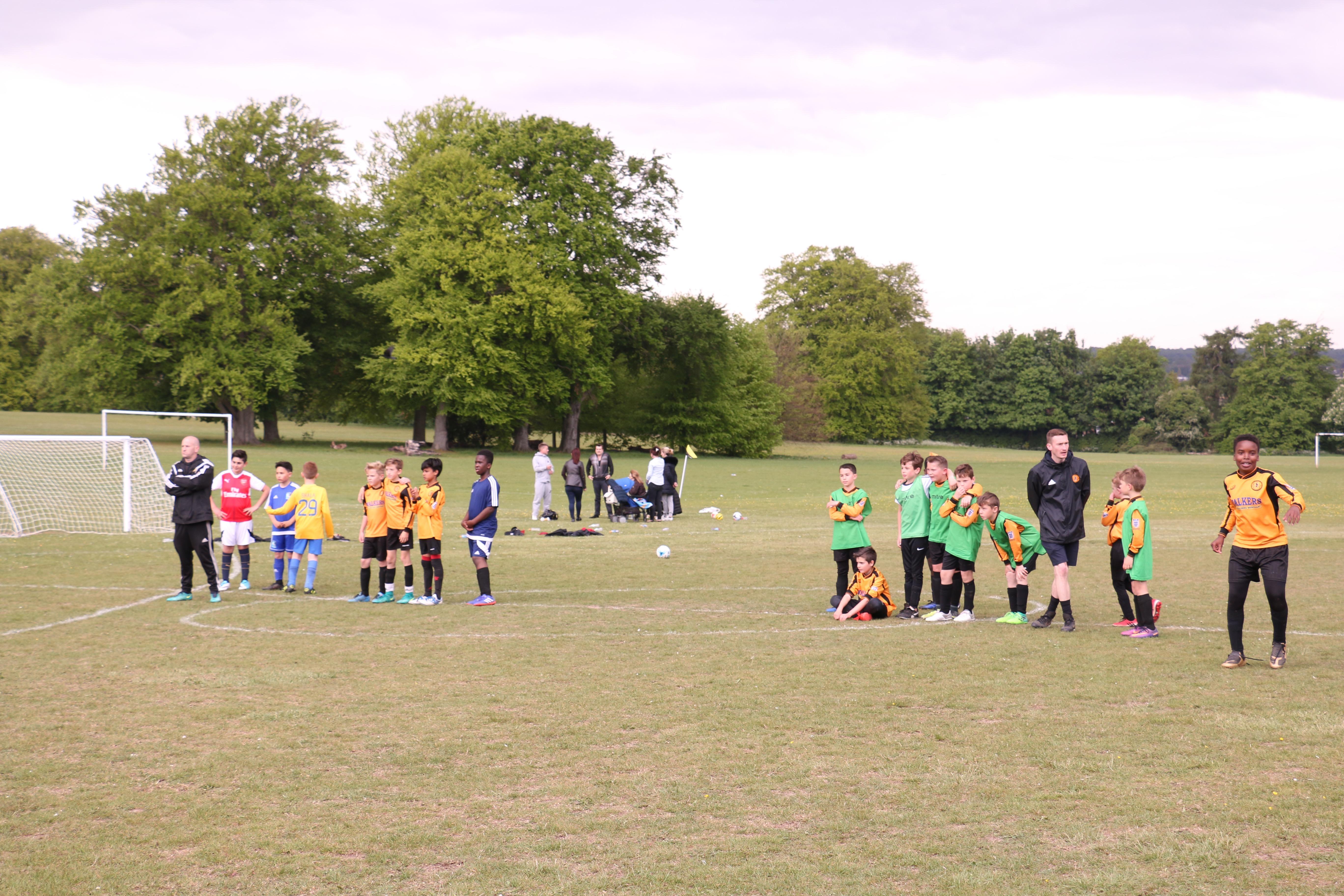 Penalty's in the semi-final