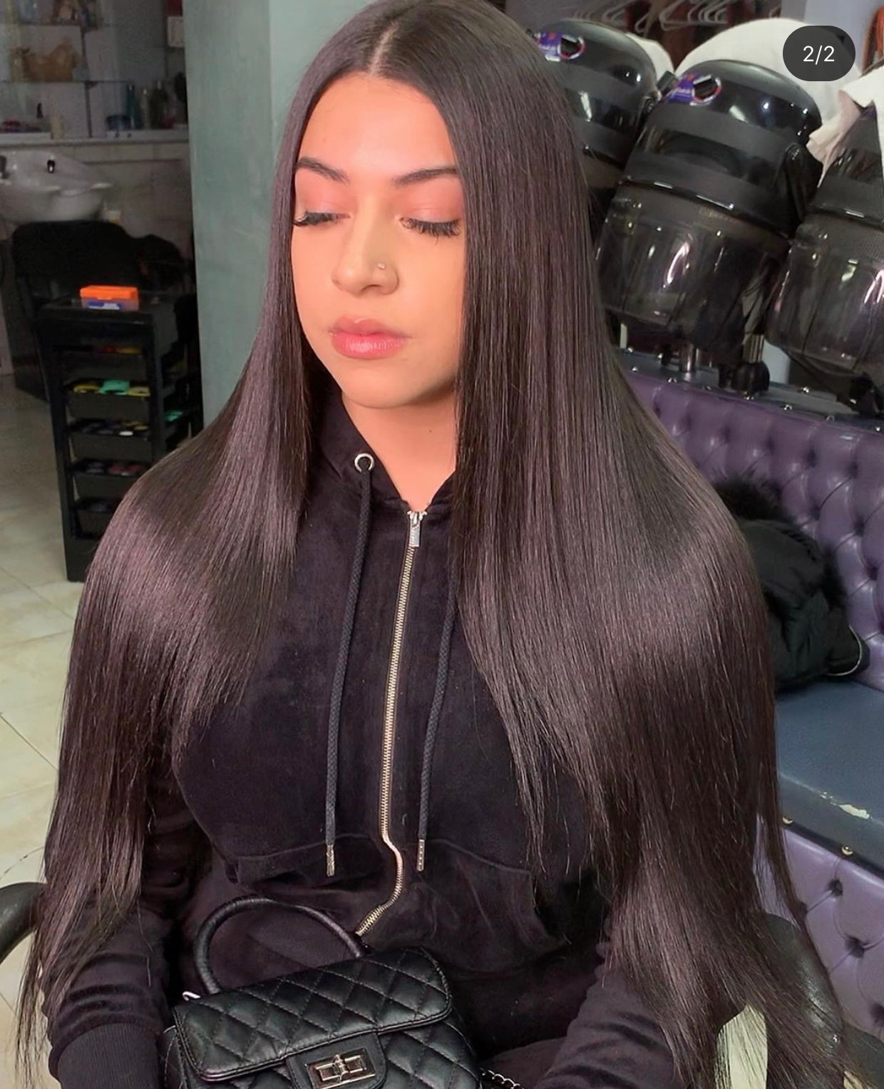 Traditional/versatile sew in
