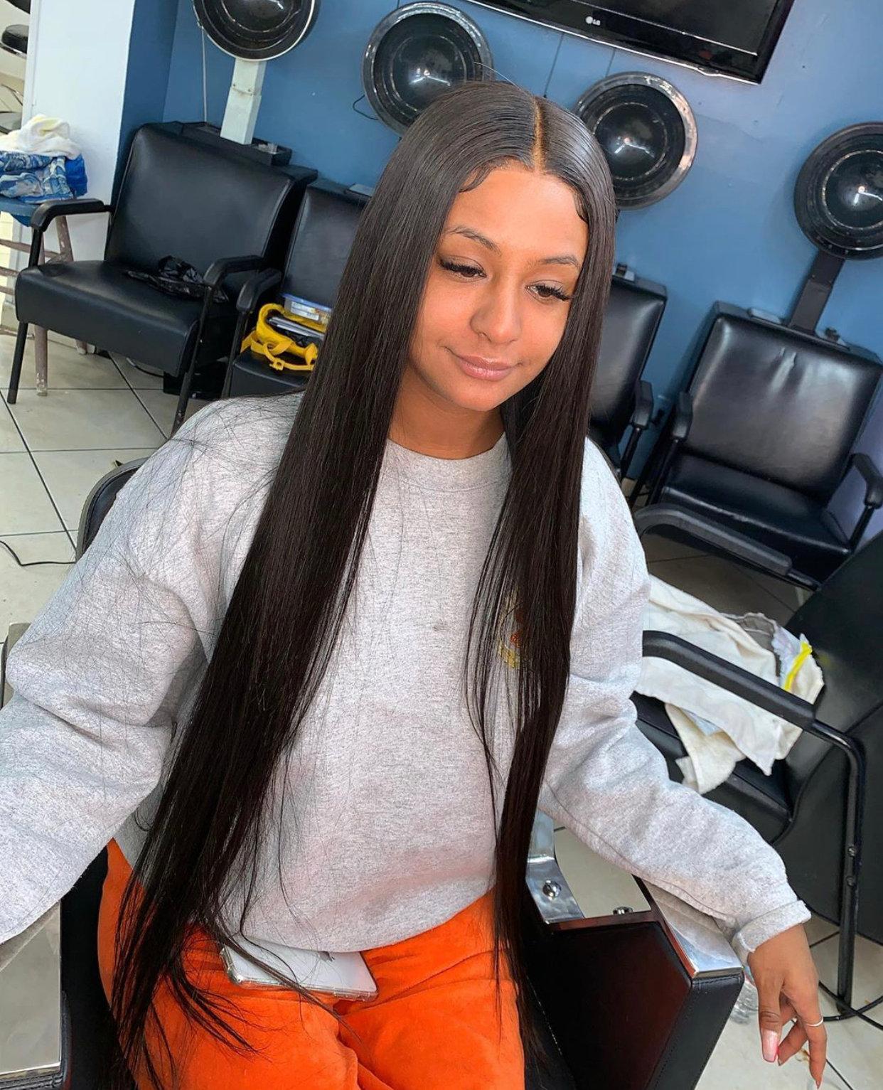 Closure Wig Install