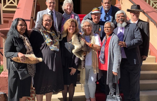 Parliamentary Statement to Acknowledge and Promote Aboriginal Culture and Heritage