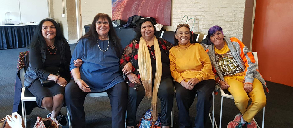 Redfern Members Forum And Stolen Generations Discussion Panel 2019