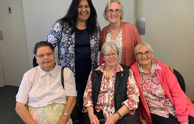 Dubbo Members Forum and Stolen Generations Discussions panel 2019