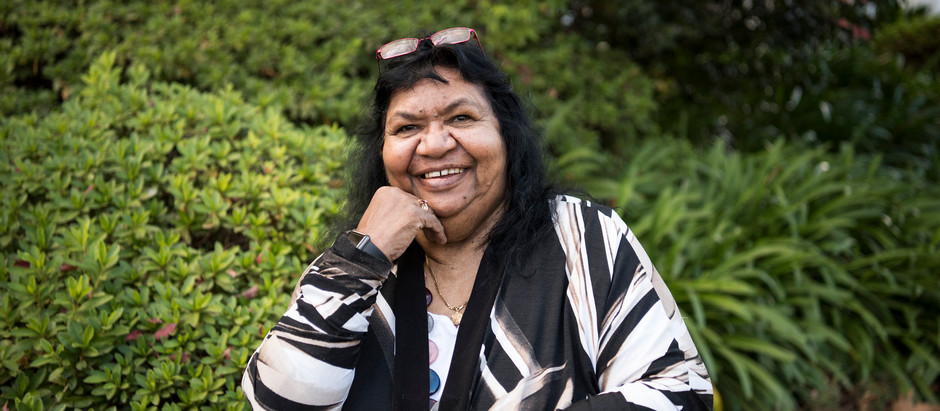 Aunty Fay Moseley and Reconciliation Week 2020