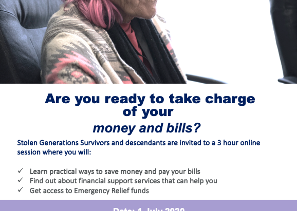Are you ready to take charge of your money and bills?