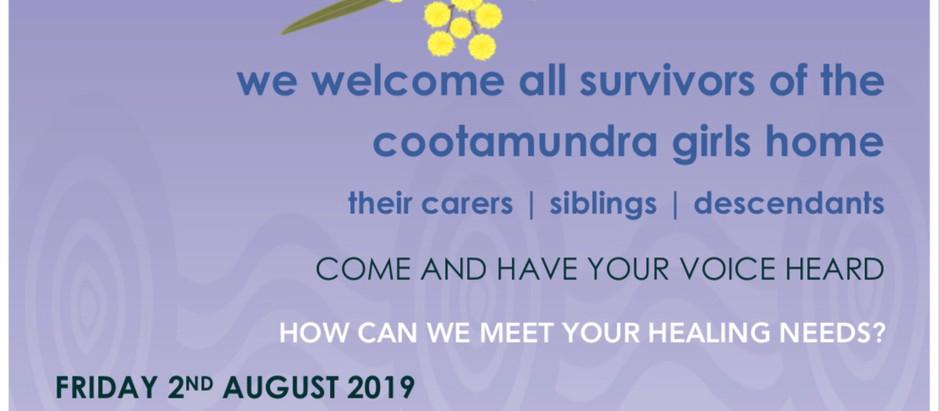 Coota Girls Wagga Wagga Regional Member Forum